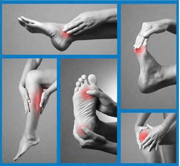 Nerve Pain Collage